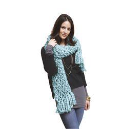 Big Crochet Scarf