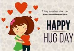Wishes #HappyHugDay2020