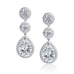 Contessa Dangle Earrings - Kate Ketzal Jewellery & Adornments