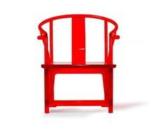 Traditional Chinese Chair Fabricated From Red Acrylic By U0027Ma | Chinese  Element + | Pinterest | Traditional, Chinese Furniture And Armchairs