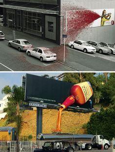 Big Marketing - Creative Billboards Worth Advertising