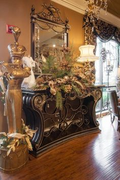 Let Linly Designs ignite your passion for the Christmas season with the largest and most exquisite selection of unique Christmas decorations in the Chicagoland area! Unique Christmas Decorations, Elegant Christmas, Beautiful Christmas, Seasonal Decor, Holiday Decor, Christmas Mantels, Christmas Home, Merry Christmas, Christmas Images