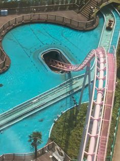 Would you ride a #rollercoaster that goes under water? Abso-frickin'-lutely!!