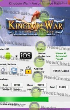 """Read """"Kingdom War Fire of Alliance Hack Android iOS iPhone Cheats - Kingdom War Fire of Alliance Cheats Android iOS"""" #wattpad #historical-fiction"""
