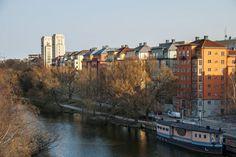 Polak który budował Sztokholm