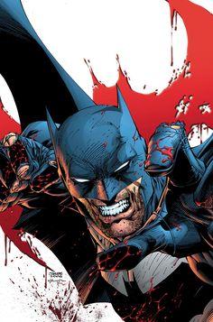 Jim Lee - Batman