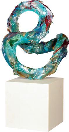 """Birth Of Fondness"" work of art, sculpture, Skulptur, Kunstwerk"