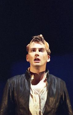 A very young David Tennant!