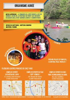 Flyer Côté Sport Verso