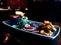 #Surf&Turf #Seafood #Steak #GlasgowRestaurants #GlasgowFoodie #TheFinnieston