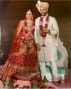 The wedding season has begun with Armaan Jain and Anissa Malhotra'a grand celebrations that took place in Mumbai on Monday. The Kapoors . Bollywood Couples, Bollywood Wedding, Bollywood Actors, Bollywood News, Bride Groom Photos, Indian Bride And Groom, Kareena Kapoor Wedding, Sanjay Kapoor, Deepika Ranveer