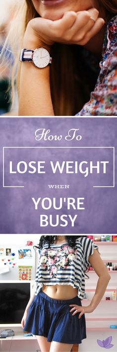 Secrets on How to Lose Weight with a Busy Schedule Weight Loss Drinks, Weight Loss Tips, Help Losing Weight, Lose Weight, Acai Berry Diet, Small Changes, Lose Fat, Schedule, The Secret