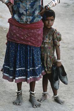 India | Rajasthan. 1996 | ©Steve McCurry