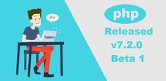 PHP Released v7.2.0 Beta 1 #Codelare