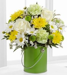 The Color Your Day With Joy  Bouquet by FTD®
