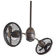 antique-looking ceiling fans