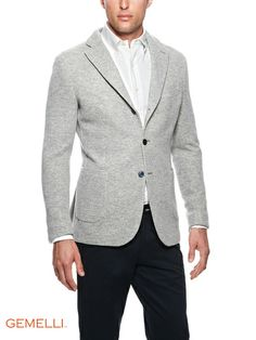 GEMELLI wool knit jacket on Gilt. Also available at www.gemellishop.com