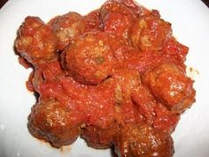 Sandy's Kitchen- Medifast Lean & Green Meals- Italian Meatballs