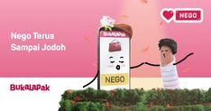 Dapatkan Credits Rp10.000 dengan bergabung dan berbelanja di Bukalapak