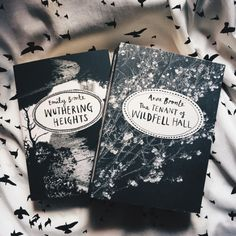 books-and-bubbles:  The new Vintage editions of the Brontë classic novels are simply beautiful