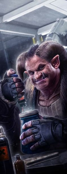 Doctor Andre Jackson Troll
