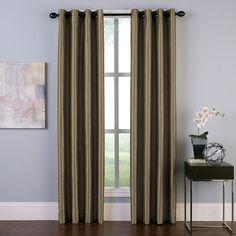 Curtainworks Malta Room Darkening Curtain,