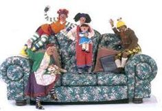 BIG COMFY COUCH! Anyone else remember this?!