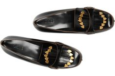 chloe loafers