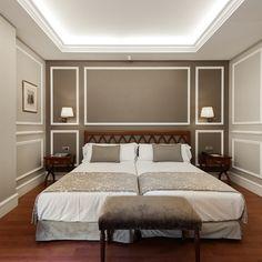 Habitación con encanto en el centro de Madrid