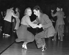 Lindy Hop c.1940s (loved to watch Mom & Dad do the Lindy)