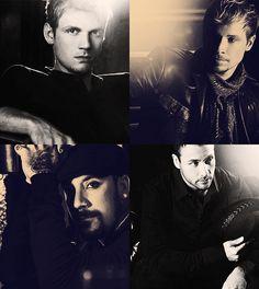 Backstreet Boys! ... For my ChickTime Girls ;) Eeeeeeeek! Lol