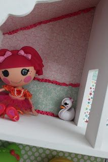 Lalaloopsy Doll House Makeover