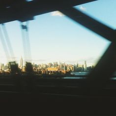 Sunset / New York / photo by Bonnie Tsang