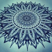 Solstice Mandala Project Day004 by OrgeSTC
