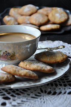 Ciasteczka owsiane białkowe Pretzel Bites, Bread, Cookies, Food, Crack Crackers, Brot, Biscuits, Essen, Baking