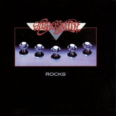 """USED VINYL RECORD 12 inch 33 rpm vinyl LP Released in 1979, Columbia Records(PC 34165) """"Rocks"""" is the fourth album by American rock band Aerosmith Side 1: Back In The Saddle Last Child Rats In The Cel"""