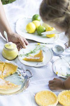 Recipe: Summer Lemon Tart