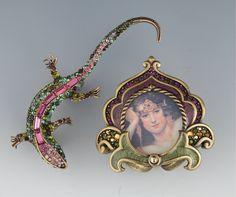 Art Deco, Art Nouveau Jewelry. Ч.6. Обсуждение на LiveInternet - Российский Сервис Онлайн-Дневников