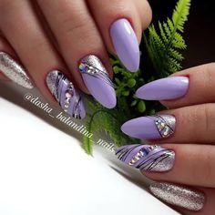 and Hottest Matte Nail Art Designs Ideas 2019 - nägelmodelle - Nageldesign Beautiful Nail Designs, Beautiful Nail Art, Cool Nail Designs, Acrylic Nail Designs, Acrylic Nails, Purple Nail Art, Matte Nail Art, Gel Nail Art, Spring Nail Art