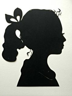 Two Custom Hand-cut Silhouette Cameo/ Portrait/ Profiles/ Custom Silhouette 8x10 : Ready to Frame. How do I make these custom? Once you've purchased, all you need to do is email me at SilhouettesbyElle[at]gmail.com or Etsy message me the side profile photos of whomever you want made into a gorgeous silhouette and then I'll make their likeness into a truly gorgeous piece of art with my bespoke silhouettes. * Silhouette Paper: This piece (5 by 7 inch) has been cut from a single sheet of…