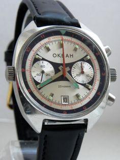 NOS-OKEAN-KOMANDIRSKIE-NAVY-Poljot-OKEAH-Sturmanskie-Chronograph-Soviet-watch