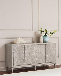 MIrrored C Frame Abreo Mirrored Console Table Panelled Unit Venetian Living Room Dining Room Hallway Furniture