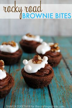 Rocky Road Brownie B