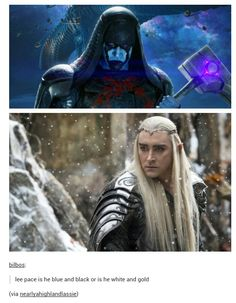 The dress that broke the internet today (27/2/2015). Lee pace meme of course someone would make this >. <