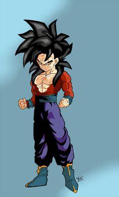teen Gohan Battle Ravage by ThePhantomV on DeviantArt Dragon Ball Z, Character Concept, Character Design, Captain America Wallpaper, Dark Anime Guys, O Pokemon, Illustrations, Anime Art, Artwork
