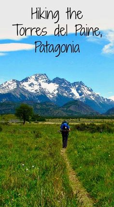 Are you considering hiking the Torres del Paine? Read on for a story to inspire your adventure trekking in Torres del Paine National Park, Patagonia, Chile. His Travel, Travel With Kids, Family Travel, Solo Travel, Adventure Treks, Architecture 3d, Torres Del Paine National Park, In Patagonia, Hiking Tips