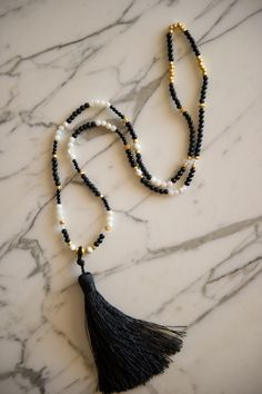 Trend Alert!! Tassels are popping up in a lot of jewelry pieces, especially necklaces and earrings. I saw a tassel necklace at Anthropologie and wanted to recreate the look myself. I've been making...