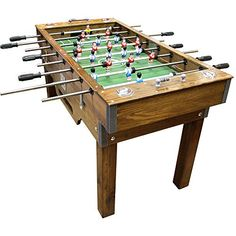 9 best foosball tables images set of hardwood playroom rh pinterest com