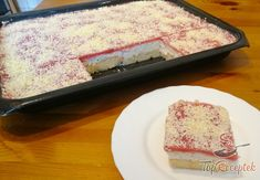 Ice Cream Recipes, Ham, Cake Recipes, Food And Drink, Dairy, Treats, Cheese, Sweet, Strawberry Sponge Cake