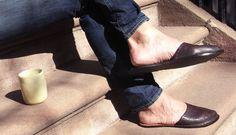 Alfred Stadler leather slippers Bedroom Slippers, Leather Slippers, Leather Men, Clogs, Loafers, Fashion, Leather Flip Flops, Clog Sandals, Travel Shoes